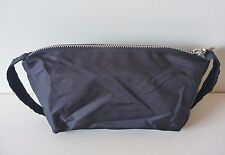 1x MAC Black Makeup Cosmetics Bag with Side Handles, Small Size, Brand NEW!!