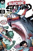 Suicide Squad #3 Bruno Redondo Main Cover DC Comics 1st Print 2020 unread NM