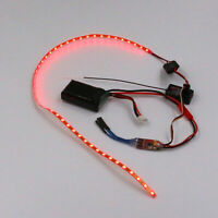 RC Auto LED Licht Streifen Für WLtoys 1/24 1/28 MINI-Q MINI-Z AWD MR02 MR03