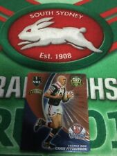 2008 Smiths Footy Legends Tazo No 51 Craig Fitzgibbon Sydney Roosters