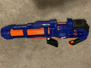 Nerf Elite Titan CS-50 Toy Blaster Fully Motorized Gun Only Missing Pieces**