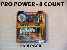 Gillette Proglide Power - 8 Count (1 x 8 Packs)