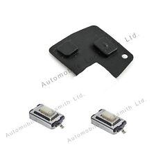 for Toyota Yaris Rav4 Avensis Hilux Lexus 2 button remote key DIY Repair Kit Fix