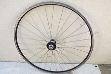 1970S ? ROVAL  ROAD WHEEL REAR CLINCHER  VINTAGE BICYCLE 30 SPOKE