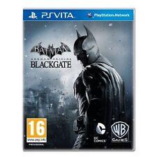 Batman Arkham Origins Blackgate Game PS Vita Sony PlayStation PS Vita Brand New
