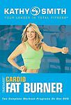 Kathy Smith - Timesaver: Cardio Fat Burner (DVD, 2006) Free Shipping!