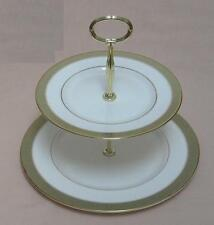 "Royal Doulton ""Belvedere"" (H5001) TWO TIER CAKE STAND"