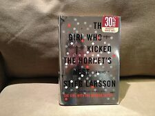 The Girl Who Kicked The Hornet's Nest by Stieg Larsson, 1st Us Edition 2009