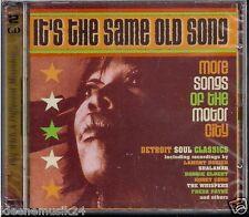 "2 CD Shalamar, Eloise Laws, Lamont Dozier, Laura Lee ""Same Old Song"" Neu/New/OVP"