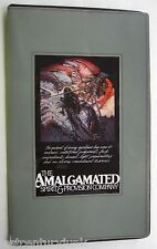 Vintage Restaurant Menu For The Amalgamated Sprit_Provision Co 1980's