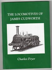 """The Locomotives of James Cudworth"" by Charles Fryer. South Eastern Railway."