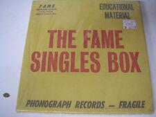 "v/a - Fame Singles 5 x 7"" box set new sealed soul r&b RSD Ace Records"