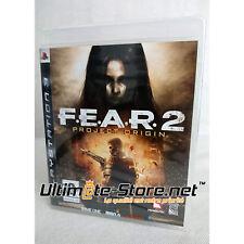 F.E.A.R. 2 : Project Origin - Jeu PS3