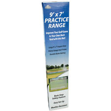 """New On Course Golf Driving Net 9"""" x 7"""" Practice Aid"""