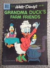 Dell, Walt Disney's Grandma Duck's Farm Friends, # 1073, March 1960, Four Color