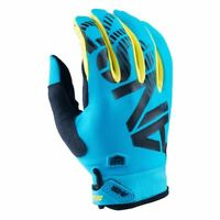 ADULT ANSWER SYNCRON GLOVES MX ENDURO AQUA /BLACK/YELLOW XX  LARGE