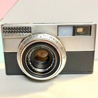 Adox Golf iii A 35mm Compact Camera + Case Schneider Kreuznach  F2.8 45mm Lens
