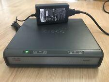Cisco Modem Router Modello VG 202 Analogico Voip Voice Gateway