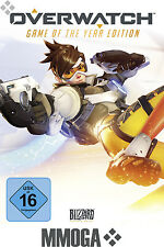 Overwatch GOTY Edition - Blizzard PC Game Key Game of the Year Edition EU/DE
