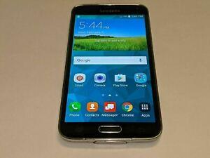 Samsung Galaxy S5 SM-G900V 16GB Blue/Gray 4G LTE Verizon Wireless Smartphone