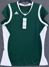 Notre Dame Adidas Multi-sport workout top Green & White, size XL