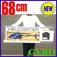 RC BIG Helicopter 3.5CH GYRO Remote Control 68cm Huge Large Coaxial 3.5 3 Xmas B