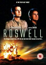 Roswell 5030697020376 With Martin Sheen DVD Region 2
