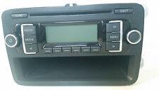 VW Polo MK8 Radio CD Player Head Unit 5M0 035156 C