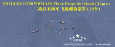 Fivestar 1/700 WWII IJN Plane Propeller Hood (12pcs) FS710136