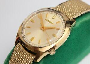 1971 vintage Bulova Accutron mens wristwatch - WORKING FINE