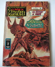 LA MAISON MYSTERE . N° 14 . ARTIMA . COMICS POCKET . 1981