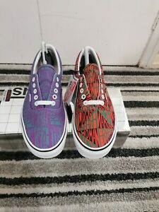Vans Moma Era Trainers Size 8 Womens Brand New 100 % Authentic ®️