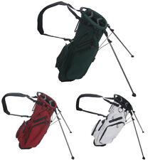 Callaway Golf Hyper-Lite 4 Single Strap Stand Bag,  Cardinal Red