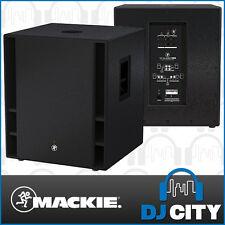 MACKIE THUMP18s 18-INCH 1200-WATT POWERED SUB WOOFER - BNIB - DJ City