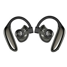 Aminy Wireless Bluetooth Sports Headset Replaceable Battery Stylish Earphone New