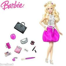 BARBIE POUPEE DE COLLECTION 2009 FAB GIRL FAN CLUB EXCLUSIVE NEW