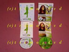 2x Wii _ Wii Fit & Jilian Michaels Fitness Ultimatum _ Über 1000 Spiele im SHOP
