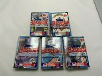 1988 Donruss Cello Baseball Card Pack Unopened Lot Of 5 Factory Sealed Packs