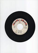 "TONY WILDE 7"" 45rpm GARDENA #317 FUNNY BONE WHISPER TO ME TEEN ROCK R&B"