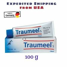 Traumeel S Homeopathic Ointment 3.5 oz(100g) Pain Relief Cream- ship from US