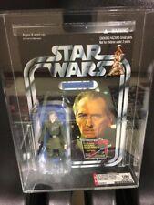 Grand Moff Tarkin  AFA U90 Star Wars VOTC MOC Mint