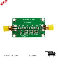 Low Pass Filter LPF RF Low Pass Filter 10MHz OCXO Dedicated For RF Ham Radio