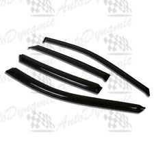 FOR 2014-2018 CHEVROLET IMPALA SEDAN 4DR ACRYLIC WINDOW VISORS RAIN GUARDS 4PS