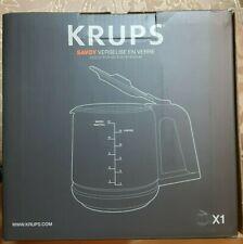 KRUPS XB112050 Replacement Carafe Compatible with EC3110 EC3120 EC3130 EC3140