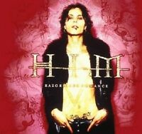 HIM 'RAZORBLADE ROMANCE' CD NEU GOTHIC ROCK