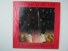 Rick Saucedo - Live The Ambassadors Vinyl LP Record Album
