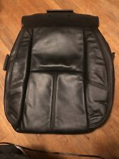 2007-2014 Chevy Genuine GM Part 20987371 Front Leather Seat Bottom Right  Black