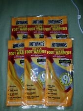 Lot Of 6 Pairs Of HotHands Insole Foot Warmers