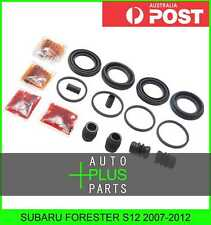 Fits SUBARU FORESTER S12 - Brake Caliper Cylinder Piston Seal Repair Kit