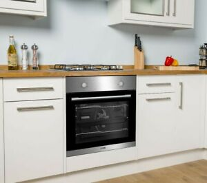 LOGIK LBFANX16 Electric Oven - Stainless Steel - HW174623